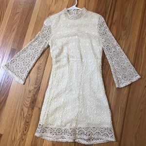 Cooperative urban outfitters lace dress